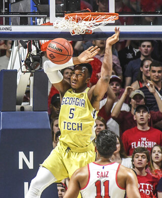 NIT Georgia Tech Mississippi Basketball