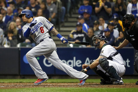Padres Machado Baseball