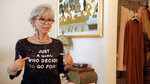 """This image released by Roadside Attractions shows Rita Moreno in a scene from the documentary """"Rita Moreno: Just a Girl Who Decided to Go for It."""" (Roadside Attractions via AP)"""
