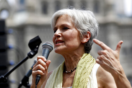 DEM 2016 Convention Jill Stein