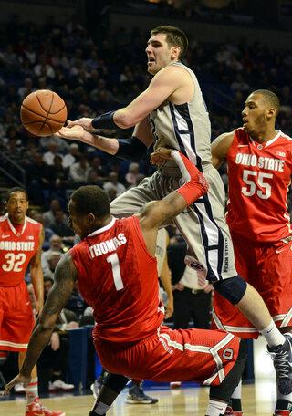 Ohio State Penn State Basketball