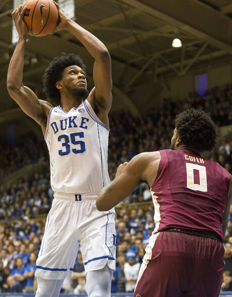Marvin Bagley III, Phil Cofer