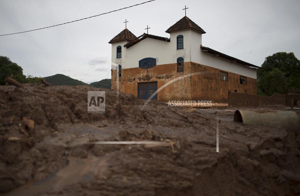 APTOPIX Brazil Dam Burst Photo Gallery
