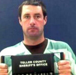 FILE - This undated file booking photo provided by the Teller County Sheriff's Office shows Patrick Frazeee. Krystal Lee, who was having an affair with Frazeee and helped him after he beat his fiancee to death with a baseball bat, was sentenced Tuesday, Jan. 28, 2020, to three years in prison. (Teller County Sheriff's Office via AP, File)