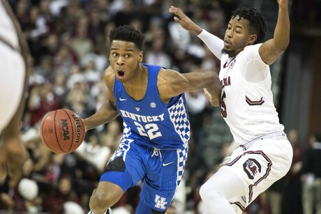 Shai Gilgeous-Alexander, Wesley Myers