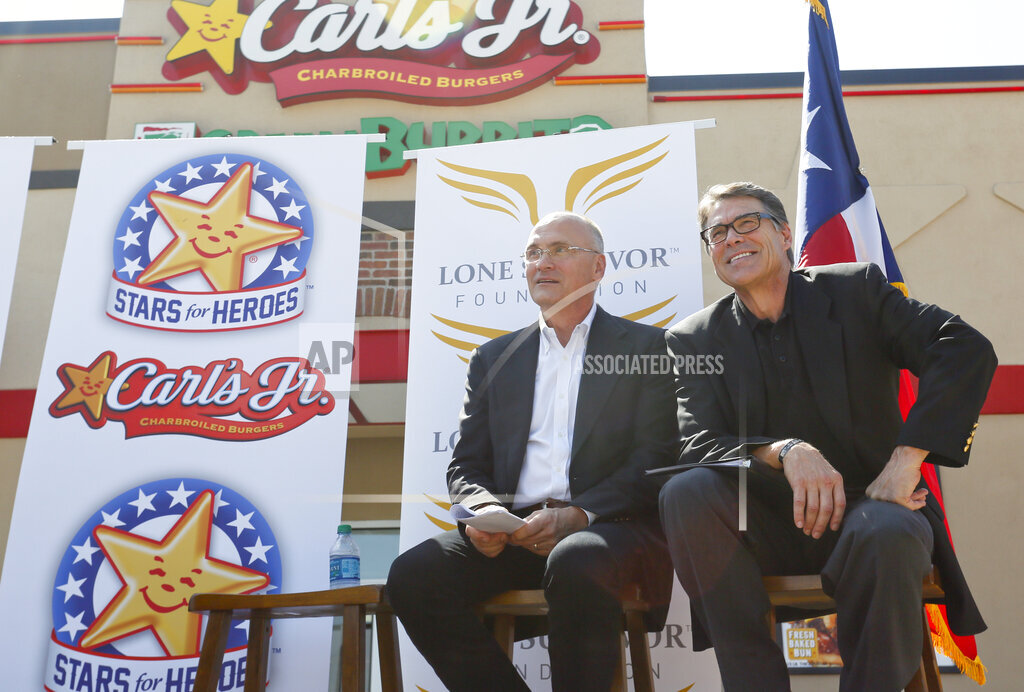 Carl's Jr. Texas BBQ Thickburger Event