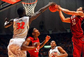 Jacksonville ST Illinois Basketball