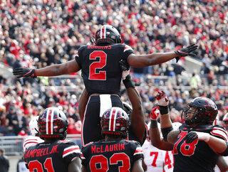 APTOPIX Nebraska Ohio St Football