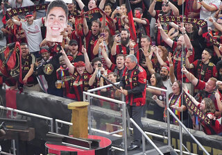 Orlando City Atlanta United Football