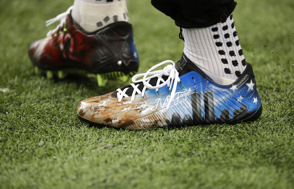 APTOPIX Buccaneers Falcons Football