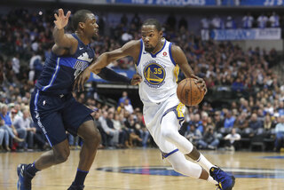 Kevin Durant, Harrison Barnes