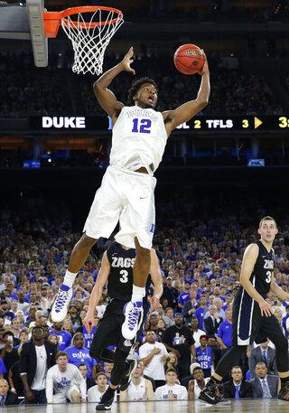 Final Four Duke Versatile Winslow Basketball