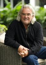 This Sept. 10, 2018 photo shows filmmaker Paul Greengrass posing for a portrait at the Shangri-La Hotel to promote his film