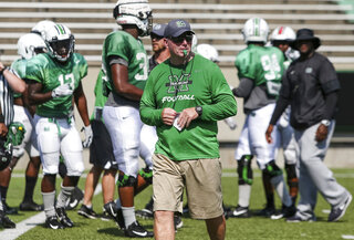 Marshall Preview Football