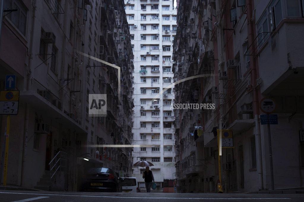 Hong Kong Cubicle Homes