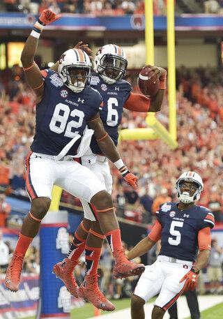 Louisville Auburn Football