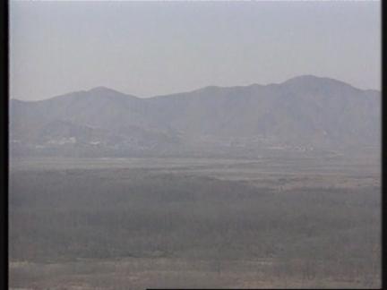 South Korea - Dispute Over Demilitarized Zone