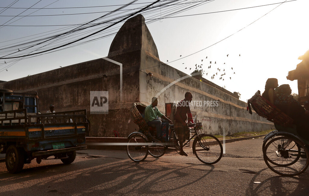 APTOPIX Bangladesh Notorious Prison Shuttered