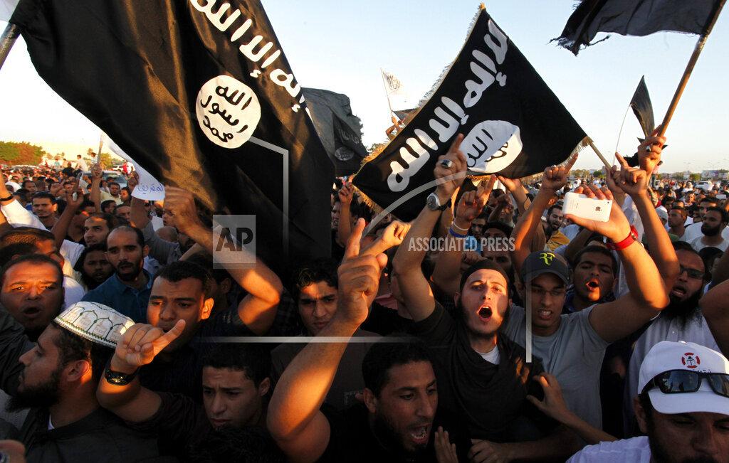 Mideast Islamic State Libya