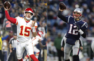 Patriots Chiefs Preview Football