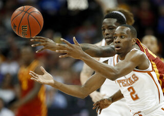 B12 Iowa St Texas Basketball