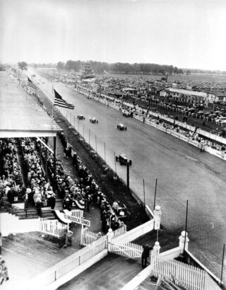 Indianapolis 500 1931 Countdown Race 19 Auto Racing