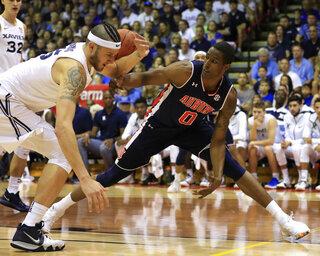 Auburn Xavier Basketball