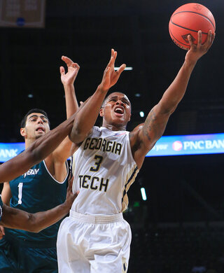 Green Bay Georgia Tech Basketball