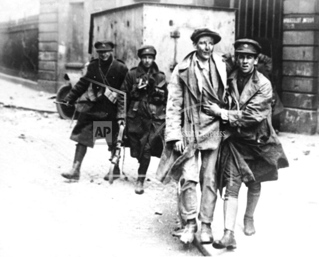 Watchf Associated Press International News   Ireland APHS137609 Irish Free State