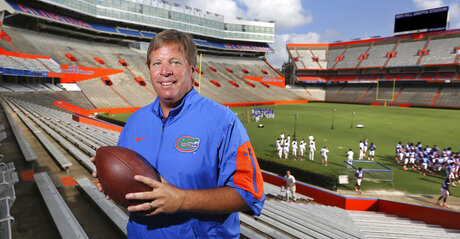 Florida McElwain Out Football
