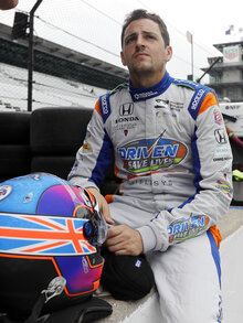 IndyCar Indy 500-Wilson's Cause Auto Racing
