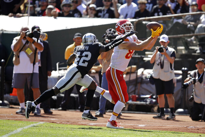 1 bad quarter overshadows 3 good ones for Raiders D