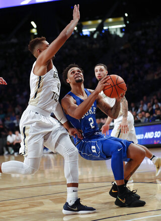 Gary Trent Jr., Brandon Alston