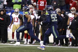 49ers Seahawks Football