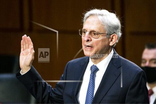 APTOPIX Biden Attorney General