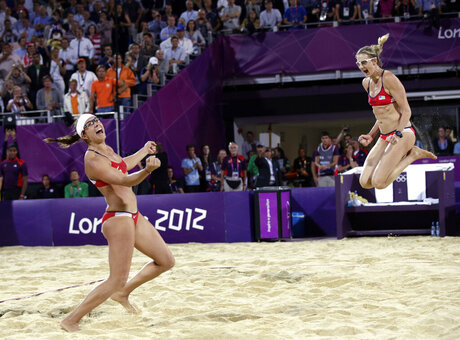 Beach Volleyball Preview Olympics