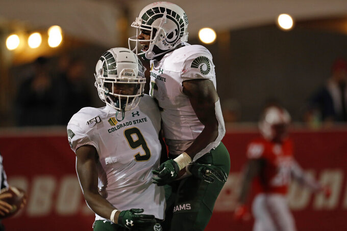 O'Brien, Jackson lead Colorado State over New Mexico 35-21