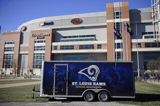 Rams Moving Day