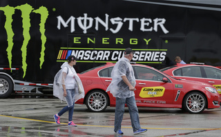 NASCAR Daytona 500 Monster Auto Racing