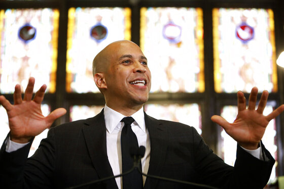 Election 2020 Booker