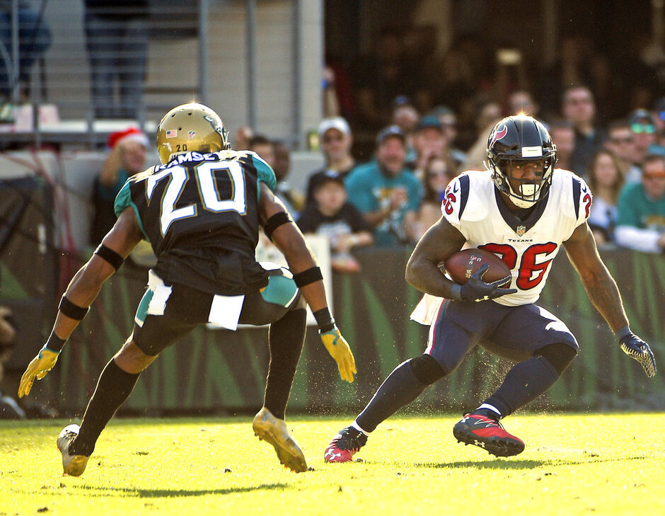 Texans Jaguars Football