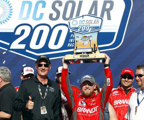 NASCAR Phoenix Xfinity Auto Racing