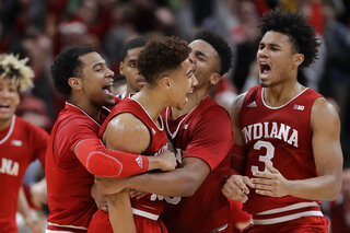 Indiana Butler Basketball
