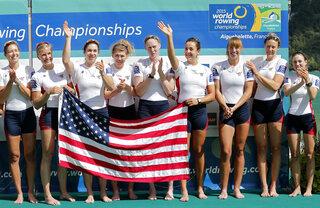 Rowing Women's Dynasty