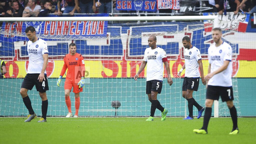 GES / Soccer / Holstein Kiel - Karlsruher SC, 18.08.2019