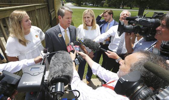 Georgia Runoff Governor