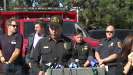 US CA Southern Fire Briefing