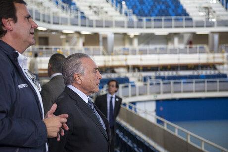 Brazil OLY Temer