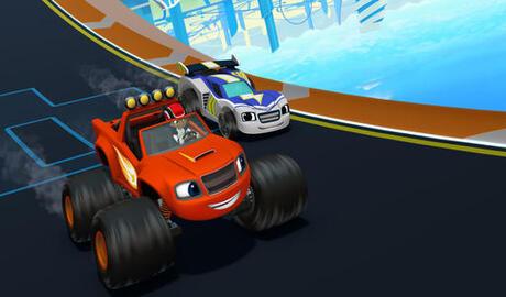 Around the Track Auto Racing