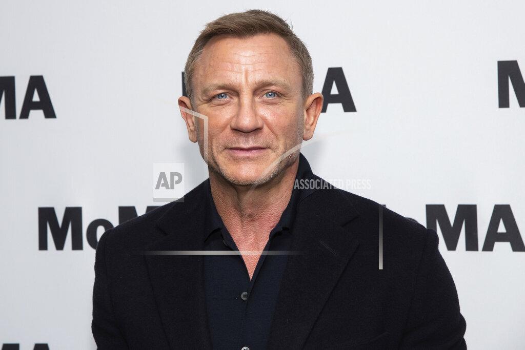 "MoMA ""In Character: Daniel Craig"" Film Series Opening Night"